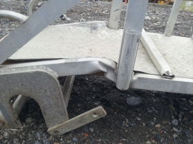 1. aluminium boat ramp SP Heat Transfer