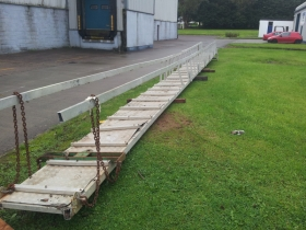 4. aluminium boat ramp SP Heat Transfer