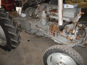 4 Massey 20 before restoration