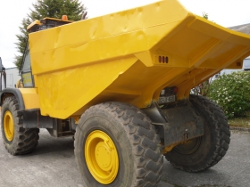3 Thwaites dumper after finish colour