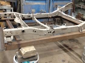 Navara chassis 0889
