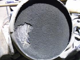 3.DPF filter
